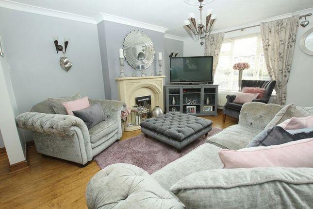 Lounge of Highfield Road West, Biddulph, Stoke-On-Trent ST8