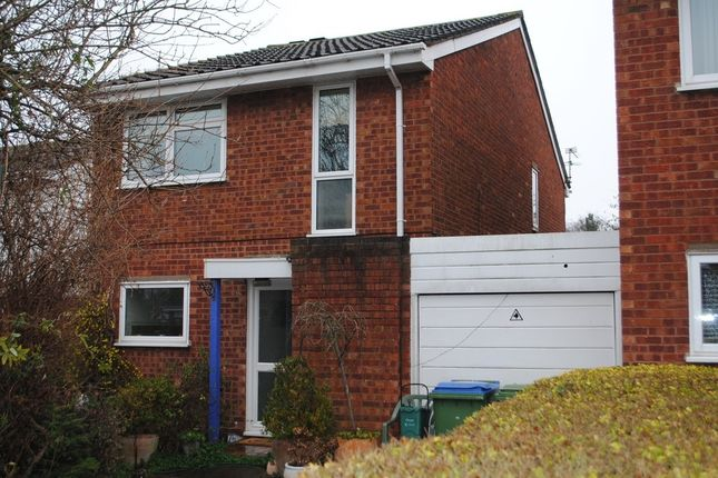 4 bed link-detached house for sale in Winchilsea Crescent, West Molesey