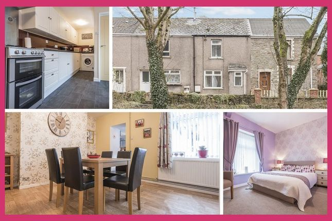 Thumbnail Terraced house for sale in Vine Street, Abercarn, Newport
