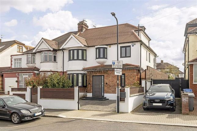 Thumbnail Semi-detached house for sale in Cairnfield Avenue, London