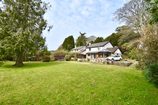 Thumbnail Detached house for sale in Falmouth