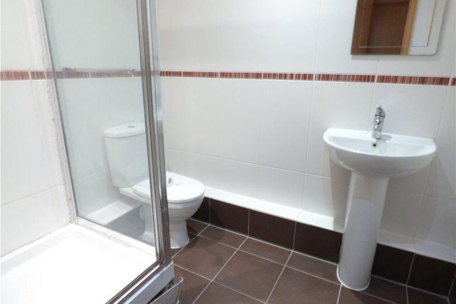 Shower Room of Apartment 207, Vm1, Salts Mill Road, Shipley BD17