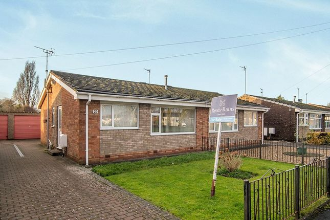 Thumbnail Bungalow for sale in Winchester Close, Hull
