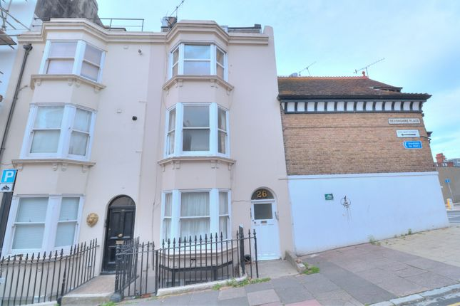 Thumbnail Studio for sale in Devonshire Place, Brighton