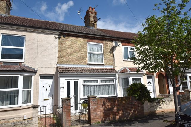 4 bed terraced house for sale in Silver Street, Peterborough PE2