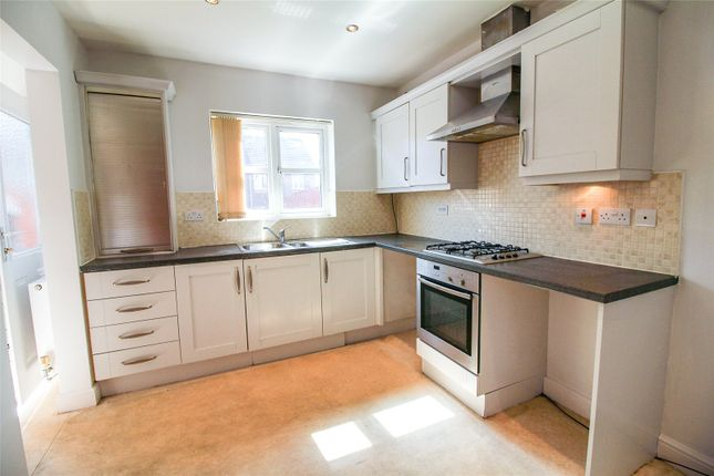 Kitchen of Riseholme Close, Leicester, Leicestershire LE3