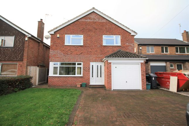 4 bed detached house to rent in Braemar Close, Chester, Cheshire CH3