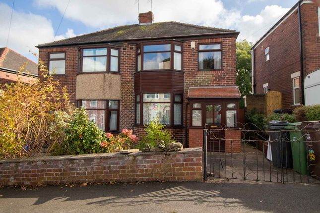 3 bed semi-detached house to rent in Seagrave Crescent, Sheffield S12