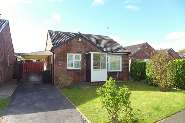 Thumbnail Detached bungalow to rent in The Green, Tockwith