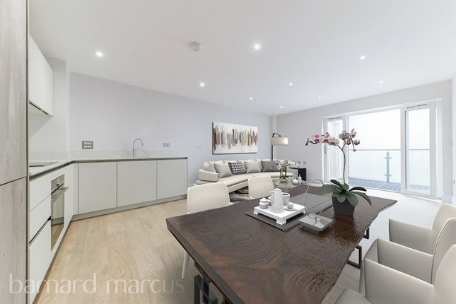 Thumbnail Flat for sale in Garrick House, High Street, Hampton Hill, Hampton