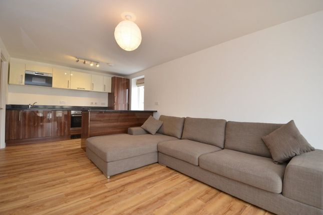 Thumbnail Flat to rent in Hurley House, Park West, West Drayton
