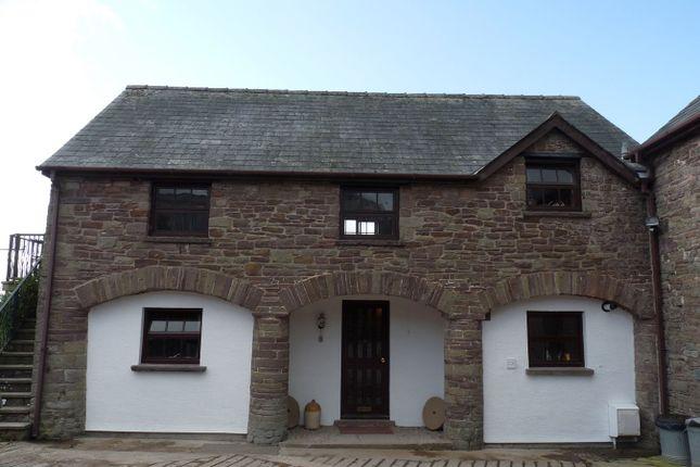 Thumbnail Barn conversion to rent in Llanfihangel Talyllyn, Brecon