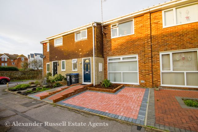 Thumbnail Terraced house for sale in The School Close, Westgate-On-Sea