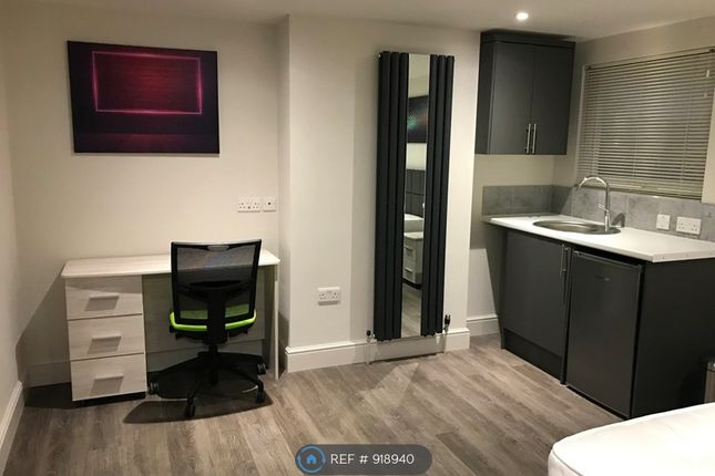 Studio to rent in Holyhead Road, Coventry CV1