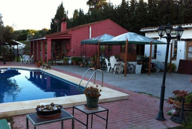 House And Pool of Spain, Málaga, Alhaurín El Grande
