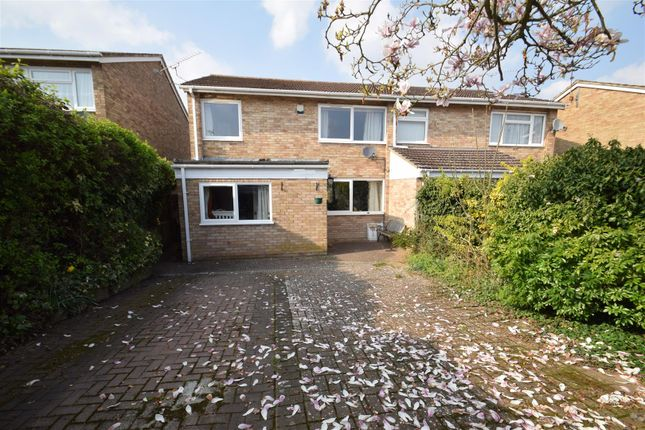 Thumbnail Semi-detached house to rent in Galsworthy Drive, Caversham, Reading