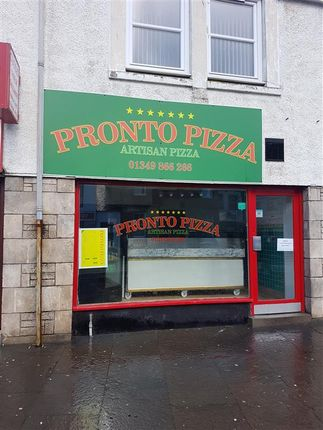 Thumbnail Retail premises for sale in Dingwall, Highland