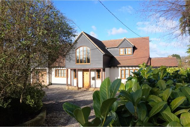 Thumbnail Detached house for sale in Nounsley Road, Chelmsford