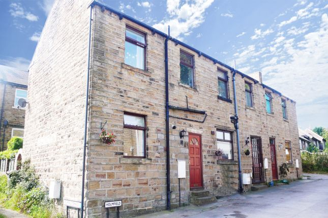 Thumbnail Cottage for sale in Holmfield, Clayton West, Huddersfield