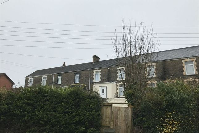 Thumbnail Terraced house for sale in Ferry View, Skewen, Neath, West Glamorgan