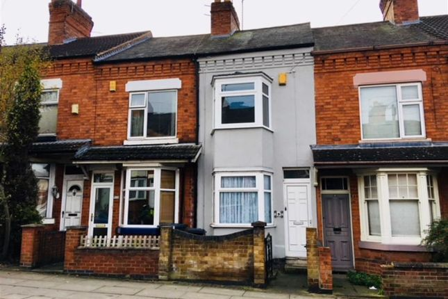 2 bed terraced house to rent in Duncan Road, Leicester