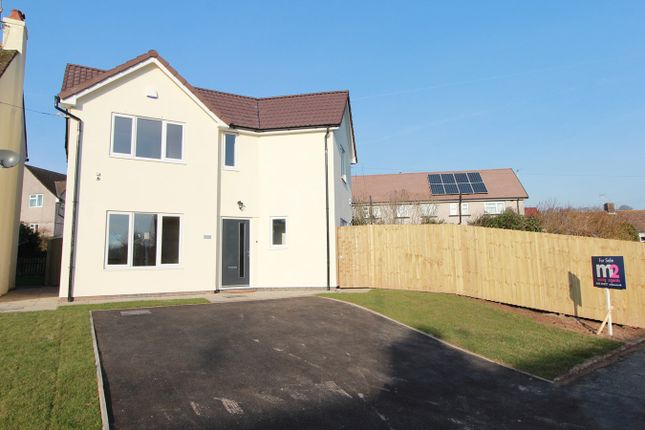 Thumbnail Detached house for sale in Ladyhill Close, Usk