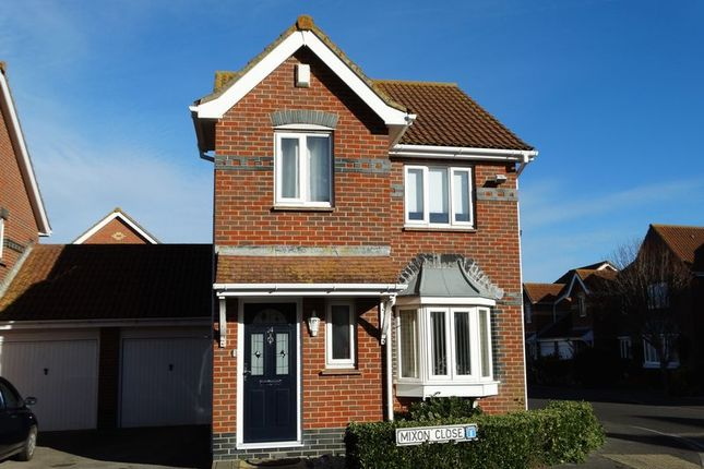 Thumbnail Detached house for sale in Mixon Close, Selsey, Chichester