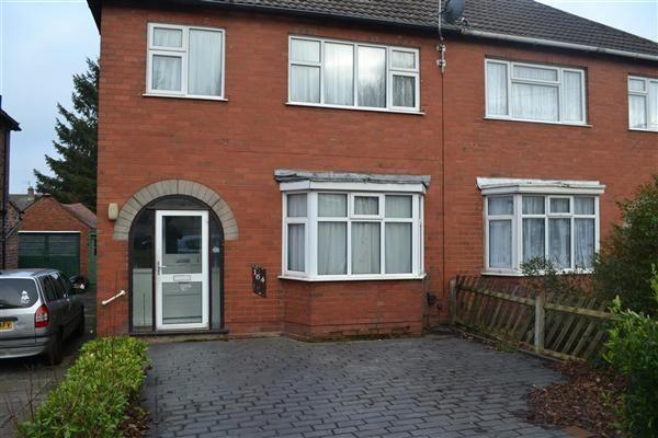 Thumbnail Semi-detached house to rent in Pinfold Lane, Penn, Wolverhampton