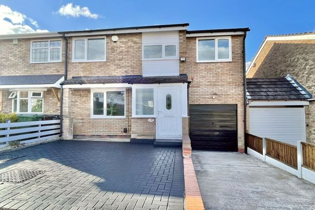 Thumbnail Semi-detached house for sale in Anglesey Avenue, Smiths Wood, Birmingham