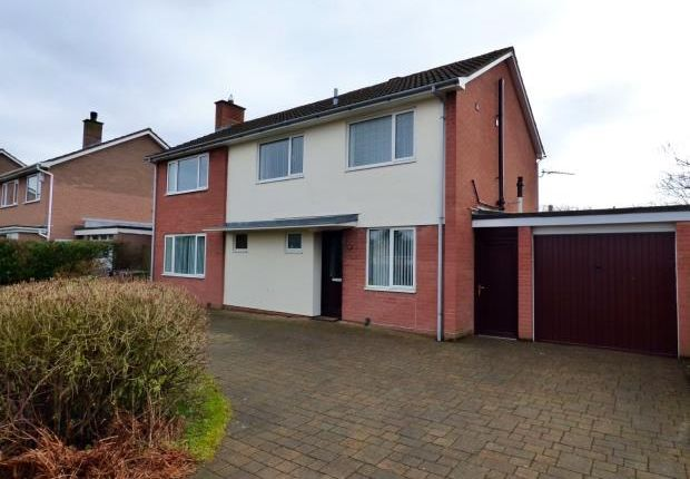 Thumbnail Detached house for sale in Hether Drive, Carlisle, Cumbria