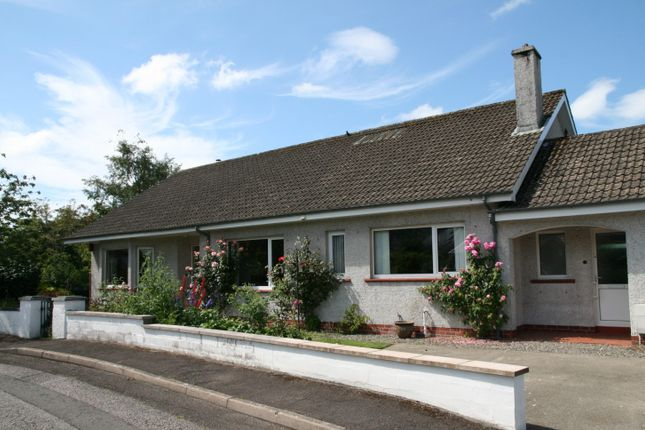 Thumbnail Detached house for sale in Bourtree Crescent, Kirkcudbright