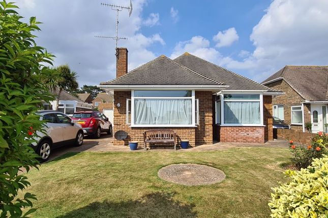 Thumbnail Detached bungalow for sale in Warnham Road, Goring-By-Sea, Worthing