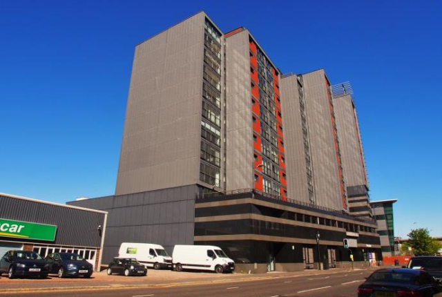 Thumbnail Flat to rent in 72 Lancefield Quay, Glasgow