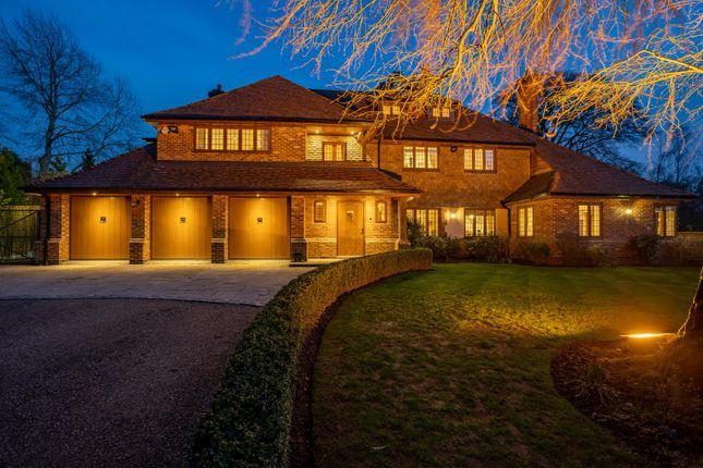 Thumbnail Property for sale in Moor Hall Way, Four Oaks, Sutton Coldfield