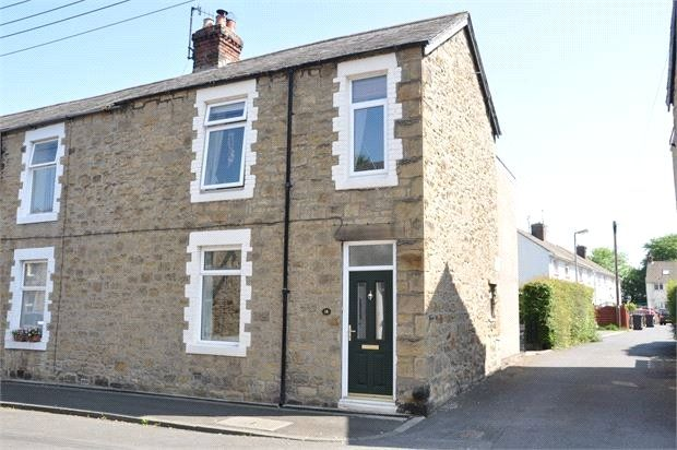 2 bed end terrace house to rent in Eilansgate Terrace, Hexham, Northumberland NE46