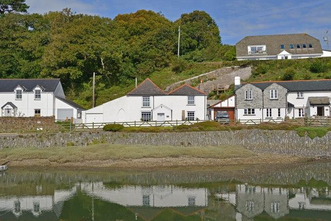 Thumbnail Cottage for sale in Antony Passage, Saltash, Cornwall