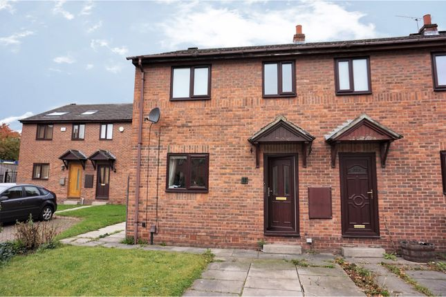 Thumbnail End terrace house for sale in Cad Beeston Mews, Leeds
