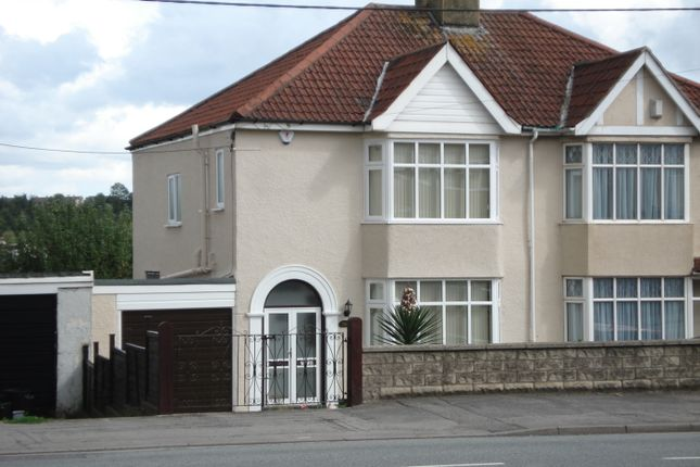 Thumbnail Semi-detached house to rent in Wells Road, Whitchurch