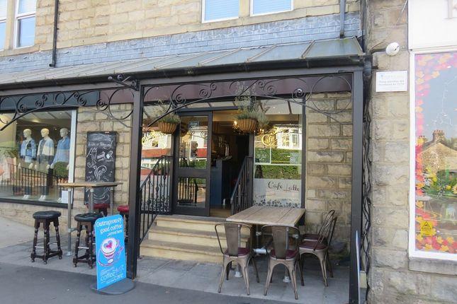 Thumbnail Restaurant/cafe for sale in Kings Road, Harrogate