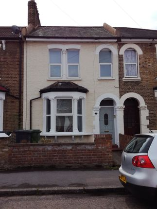 Thumbnail Terraced house to rent in Braxfield Road, London