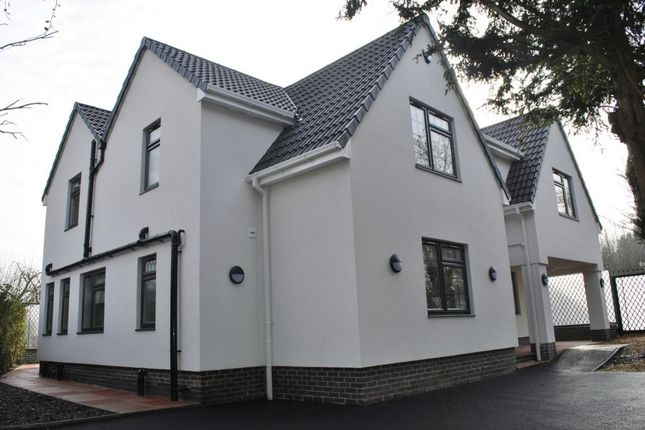 Thumbnail Detached house to rent in Stoughton Drive South, Leicester