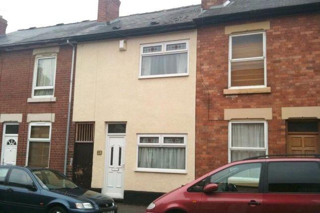 2 bed terraced house to rent in Allestree Street, Alvaston, Derby DE24