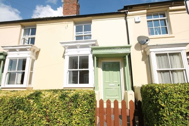 Thumbnail Terraced house for sale in Great Hales Street, Market Drayton