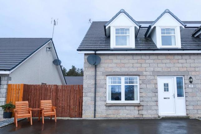 3 bed semi-detached house for sale in Ladysbridge Drive, Banff, Scotland AB45