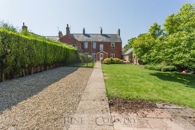 Thumbnail Semi-detached house for sale in Spalding Road, Holbeach, Spalding