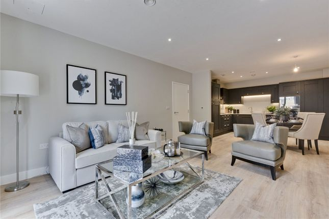 Thumbnail Flat for sale in Landmark Court, 30 Queens Road, Weybridge, Surrey