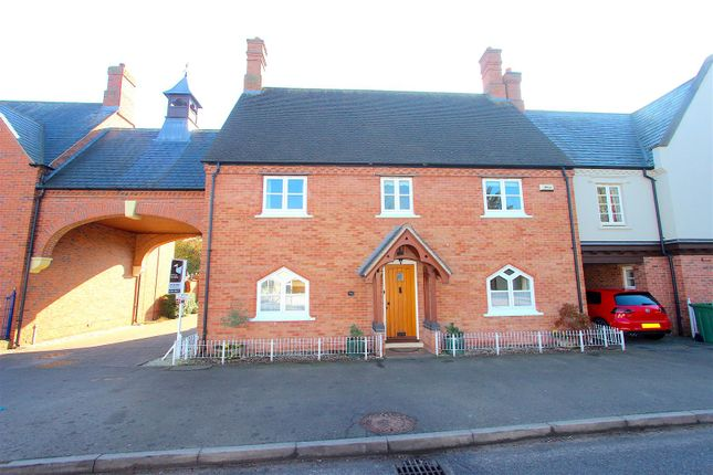 Frontage of Main Street, Kirby Muxloe, Leicester LE9