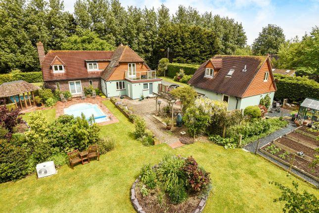 Thumbnail Detached house for sale in Second Avenue, Almodington
