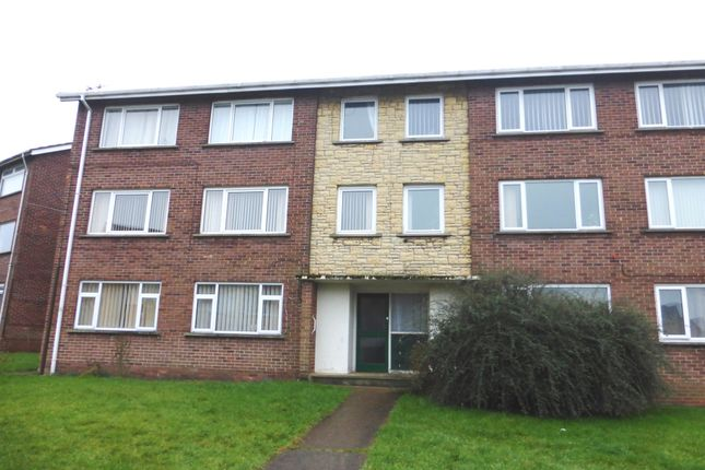 Thumbnail Flat for sale in Cranleigh Rise, Rumney, Cardiff