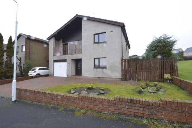 Thumbnail Detached house to rent in Prestonfield Drive, Kirkcaldy